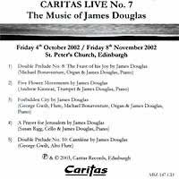 Caritas Live Series 1-7 on Cassette and CD